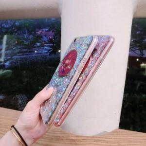 【送料無料】美少女戦士セーラームーン ラメ 魔法陣  iPhone  可愛い