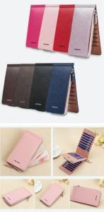 【送料無料★メール便】カード大量収納 長財布 薄めで持ち運び便利 カードケース レディース メンズ