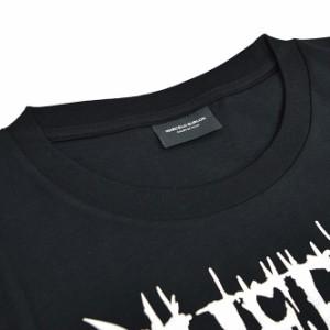 【セール 50%OFF!】MARCELO BURLON マルセロバーロン メンズクルーネックTシャツ TURI / CMAA018S17001061 ブラック