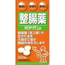 強 ミヤリサン (錠) 330錠  整腸 軟便 便秘 腹部膨満感  (指定医薬部外品)
