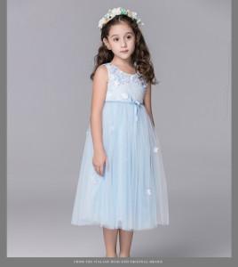 子供ドレス 子どもドレス ワンピース お姫様  ドレス フォーマル ノースリーブ ピアノ 発表会 結婚式 入園式 演奏会 120〜160cm