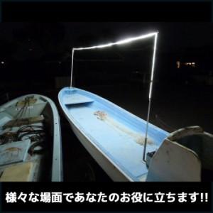 【完全防水】LEDテープライト 24v 3m エポキシ シリコンカバー SMD5050 ホワイト 船舶 照明  led 白 シングル 船舶 トラック 24v車
