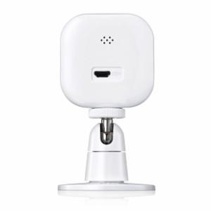 IPC-2202 ミニキューブカメラ home8オプション【送料無料(沖縄・離島除く)】【防犯カメラ】【見守り】