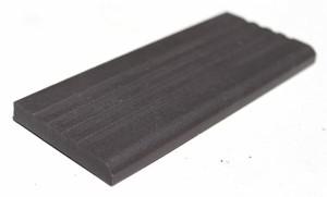 6号階段タイル 黒色 T-8
