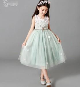 子供ドレス フォーマル ドレス 演出 お姫様 お嫁さん フラワーガール ドレス ジュニア