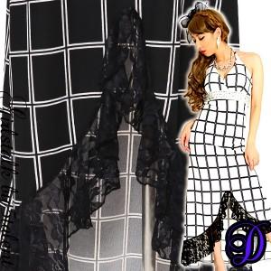 【SALE☆2100yen】【Lサイズ】枚数限定☆選べるロングドレス★モテ嬢☆ゆったり大きいサイズのロングドレス 【キャバドレス】