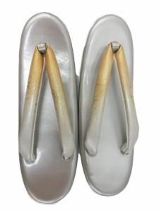 留袖 訪問着 日本製 礼装用 草履バック セット 金 銀地 ボカシ 裏鏡 柄 螺鈿入 no2964
