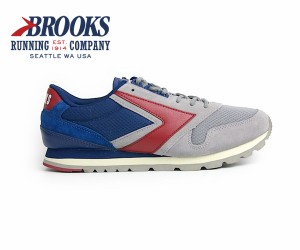 BROOKS MEN CHARIOT (チャリオット) VARSITY (405) Paloma/Frost Grey/Estate Blue/Rosewood【送料無料】