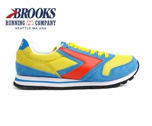 BROOKS MEN CHARIOT (チャリオット) (478) Orangeade/Brilliant Blue/Primrose Yellow【送料無料】