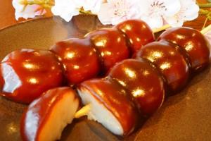 【秋田県横手市】花見だんご【特産品】10本入り