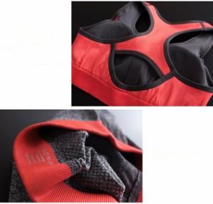 ヨガウェア セット 春夏(秋冬)  レディースフィットネス   ヨガ セット  ブラジャー+9分丈ズボン 2点セット 5色