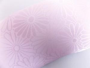 帯枕(紐付き)薄ピンク 和装着物着付け小物