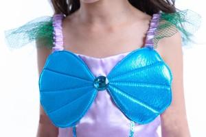 【即納】ハロウィン 人魚 人魚姫 コスプレ 子供 マーメイド キッズ 仮装 衣装 2