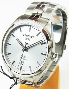 TISSOT(ティソ) PR100 チタンクォーツ T101.410.44.031.00 日本正規品