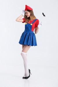 M〜3L★4setキャラクター風セット大人ハロウィン仮装大きいサイズコスプレ パーティー衣装 大きいサイズあり