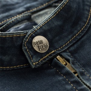 デニムジャケット Gジャン ダメージデニム ジージャン メンズ ブルゾン 個性 ユーズド加工 ビンテージ加工 ショート丈