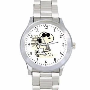 腕時計 メンズ腕時計 レディース 腕時計 ストアメンズカスタムデザインスヌーピーディスプレイ