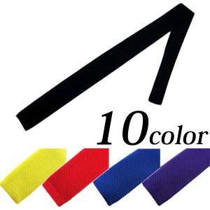 ■人気■ブラックニット素材細ネクタイナロータイスリムタイメンズブランドシャツポロシャツに!