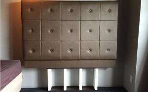 ホテル仕様の豪華な国産ベッドヘッドボードのみ 幅100cm 120cm 140cm 160cm 180cm シングル ダブル セミダブル クィーン キング
