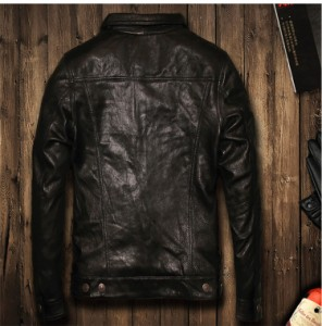 本革ジャケット  バイクジャケット 本革 羊革  レザーコート メンズ レザージャケット 春 秋 冬 ホースレザー