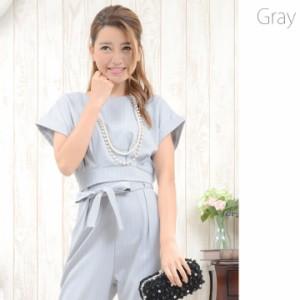 パーティードレス 結婚式 二次会 パンツ パンツドレス 袖あり 大きいサイズ ドレス お呼ばれ 20代 30代 お呼ばれドレス 黒 ピンク