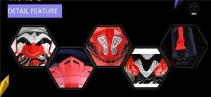 ヘルメット バイク用 今年最新バージョン オフロード バイクヘルメット 新色入荷 ゴーグルをプレゼント PSC付き【送料無料】NENKI-315