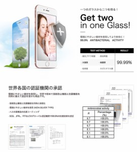 iPhone7S / 7 / 6s / 6、iPhone7Plus / 7SPlusフルカラー強化ガラス:MNC05i7