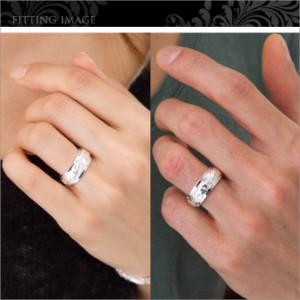 BOX付 刻印 送料無料 ハワイアンジュエリー ペアリング 指輪 シルバー925 誕生石 セット 大きいサイズ カップル 恋人 ギフト SR3202P