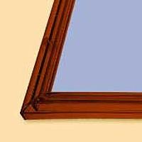 クリスタルパネル【300ピース用(38×26cm) ブラウン】エポック社