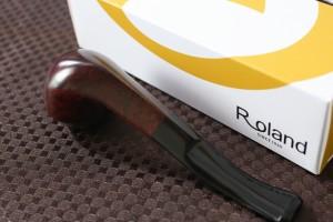 【ローランド・パイプ・HARUNA/21】 ブランド たばこ スムース  丈夫 Roland 人気 おすすめ 喫煙具 パイプ 煙管 楼蘭土 送料無料