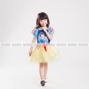 子供  ドレス コスプレ 5~10歳 プリンセス コスプレ ハロウィン コスプレ  5007