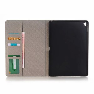 2016 iPad Pro 9.7インチ専用クロコダイル柄 カバーオートスリープ クロコ柄 クロコダイル調レザーケース【A790】