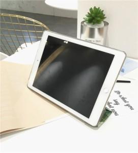2017iPad 9.7 iPad Pro 10.5/9.7 iPad Air1/2 iPad6/5/4/3/2用手帳型レザーケース/スタンドスマートカバー/自動スリープ【G130】