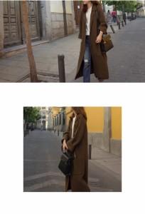 ジャケットのようなデザインが大人かわいいニットカーディガン