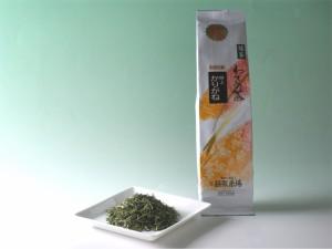 【霧の森】無農薬の新宮茶★ふだん用にお得、スッキリとした甘みが身上の★特上かりがね★200g
