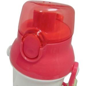 S17JWBP/スクエア/【the bears school】食洗器対応ワンタッチボトル「直飲みタイプ480ml」(くまのがっこう)/弁当箱/ピクニック