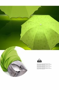雨晴れ兼用 日傘 折り畳み傘 携帯用 アンブレラ 花柄 5色99um3024