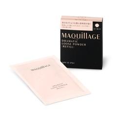 資生堂 マキアージュ ドラマティックルースパウダー (レフィル) ナチュラルベージュ