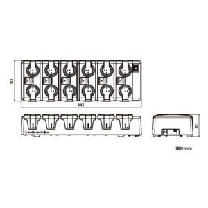 オーディオテクニカ BC120 ワイヤレスマイク充電器 【新品】