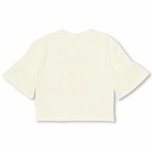 SALE60%OFF アウトレット PINKHUNT 7分袖ロンT キッズ ジュニア ガールズ ベビードール 子供服-9563K