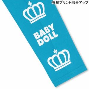 NEW♪ディズニー ナイショ話ロンT-ベビーサイズ キッズ ベビードール 子供服/DISNEY-9452K