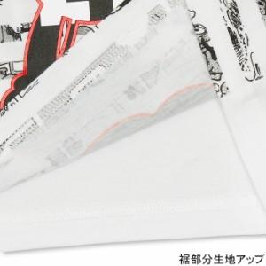 NEW♪親子ペア★ディズニー コミックボーダーロンT-ベビーサイズ キッズ ベビードール 子供服/DISNEY【150cmあり】-9445K