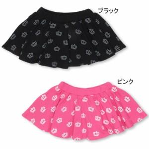 SALE50%OFF アウトレット 総柄スカート ベビーサイズ キッズ ベビードール 子供服-9722K