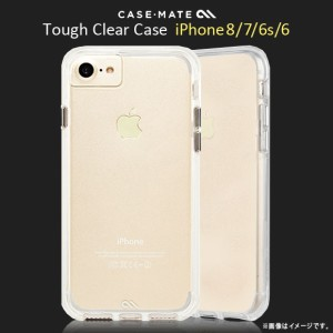 iPhone 8/ iPhone 7/ iPhone 6s/ iPhone 6 ハードケースCM036062【5074】 Case-Mate Tough クリアケース がうがうインターナショナル