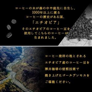 【澤井珈琲】送料無料 コーヒー専門店の100杯分入 ゴールデンモカコーヒー福袋(コーヒー/コーヒー豆/珈琲豆)