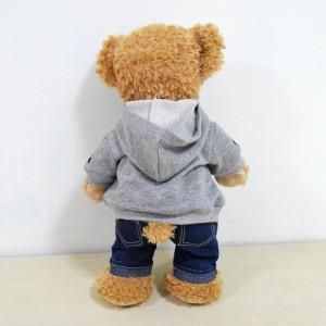 新品ダッフィー&シェリーメイコスパーカー ズボンセット衣装 duffy ディズニー 通販 wdw ベア Disner Bear Sサイズ 43cm