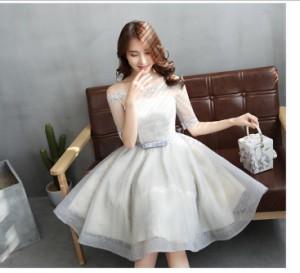 結婚式 披露宴新品人気 ウェディングドレス 花嫁ドレス トレーン 二次会ドレス  パーティードレス ウェディング 大きいサイズ