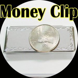 【送込】 マネークリップ プレミアム コイン ニューヨーク 日本製