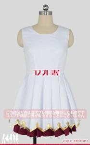 【コスプレ問屋】真・恋姫†無双★鳳統(雛里(ひなり)) 帽子付き☆コスプレ衣装