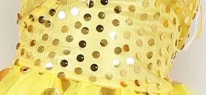 ハロウィン コスプレ  仮装衣装 パーティーグッズ キッズ ダンス 子供 ステージ 舞台  女の子 ワンピース(メール便送料無料)
